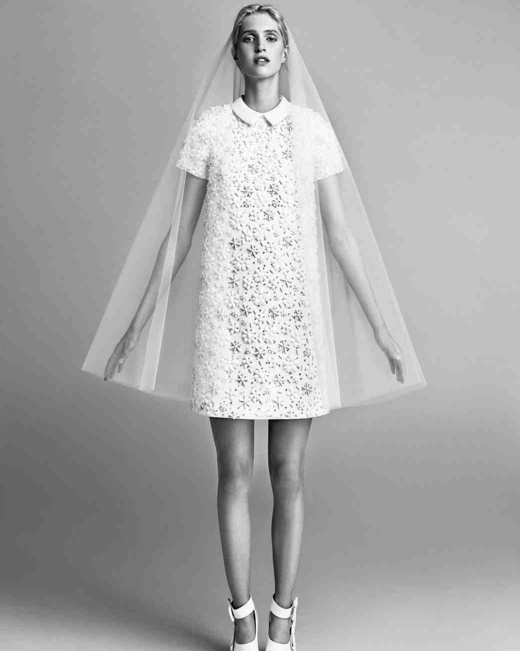 Chic Short Wedding Dresses